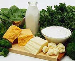Makanan Yang Banyak Mengandung Sumber Kalsium