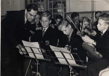 Court Lane Orchestra from John (David) Wyatt