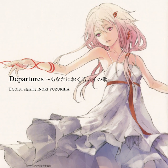 EGOIST Departures Anata ni Okuru AI no Uta lyrics cover