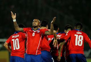 Calcio Pronostico Cile-Bolivia e Messico-Ecuador