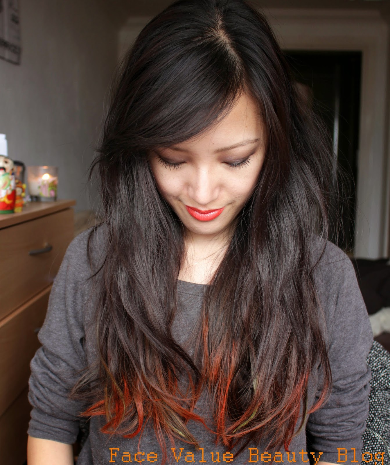 Face Value Beauty Blog Who Says Dark Hair Is Hard To Colour