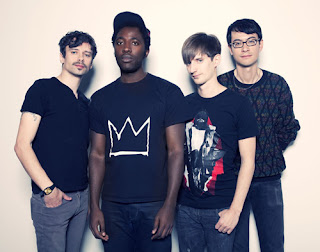 Recommended Music : Bloc Party