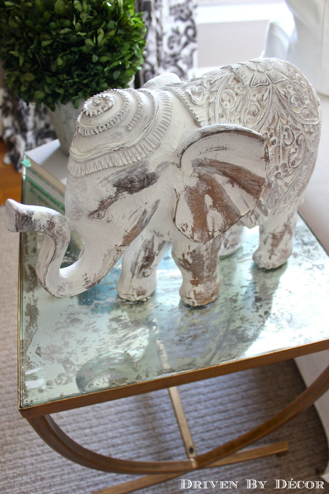 My latest obsession elephants yes elephants driven for Decoration elephant