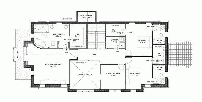 Planos de casas modelos y dise os de casas modelo de for Modelos de planos de casas