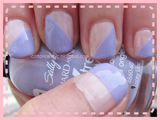 The Astounding Pink and purple nail designs Photo