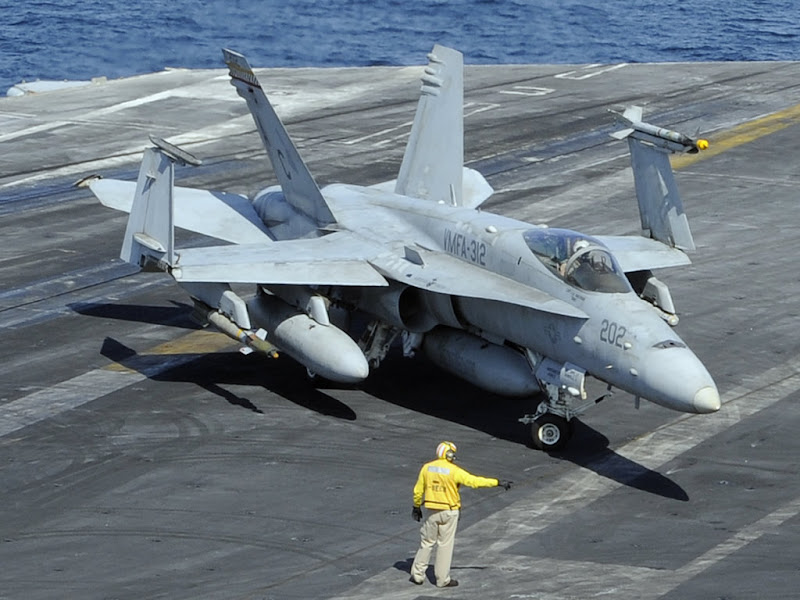 F/A-18 Hornet Multi-mission Attack Aircraft