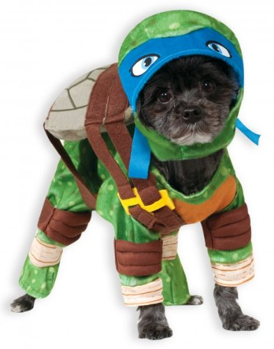 Teenage Mutant Ninja Turtles Leonardo Pet Costume