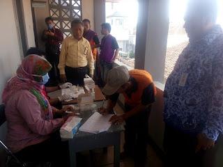 Razia Tempat Kos, BNN Amankan Dua Penikmat Shabu-Shabu