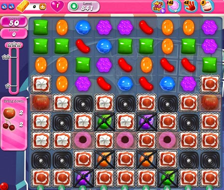 Candy Crush Saga 841
