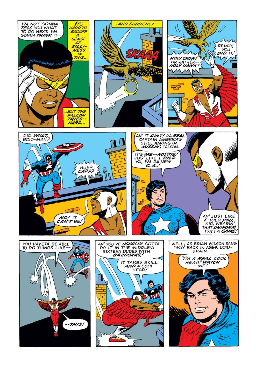 Captain America (1968) Issue #181 #95 - English 11
