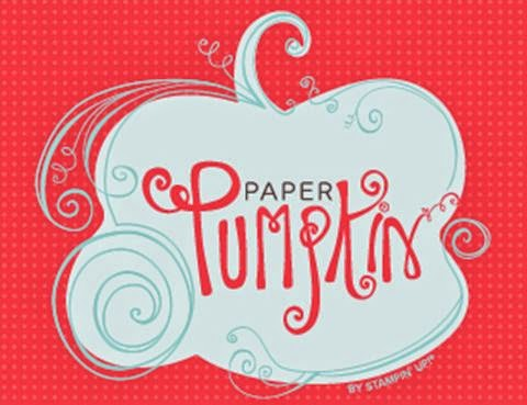 My Paper Pumkin