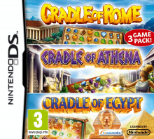 Cradle of - 3 Pack