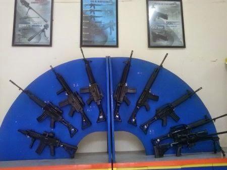 Presiden Jokowi Minta Pindad Tak Hanya Produksi Alat Militer