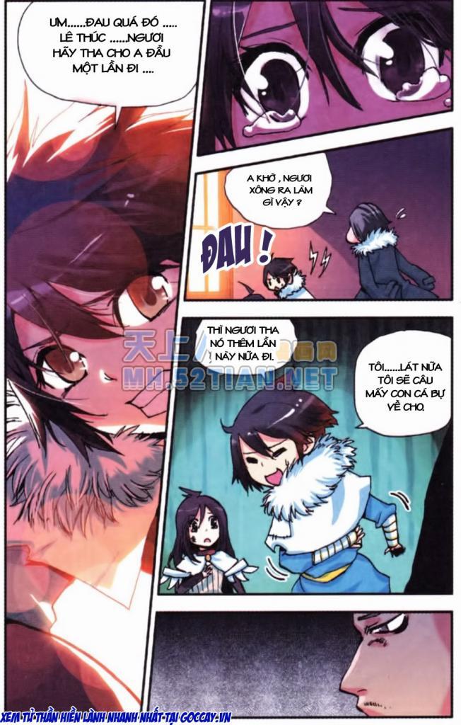 Thiện Lương Tử Thần  Chap 1 - Trang 14