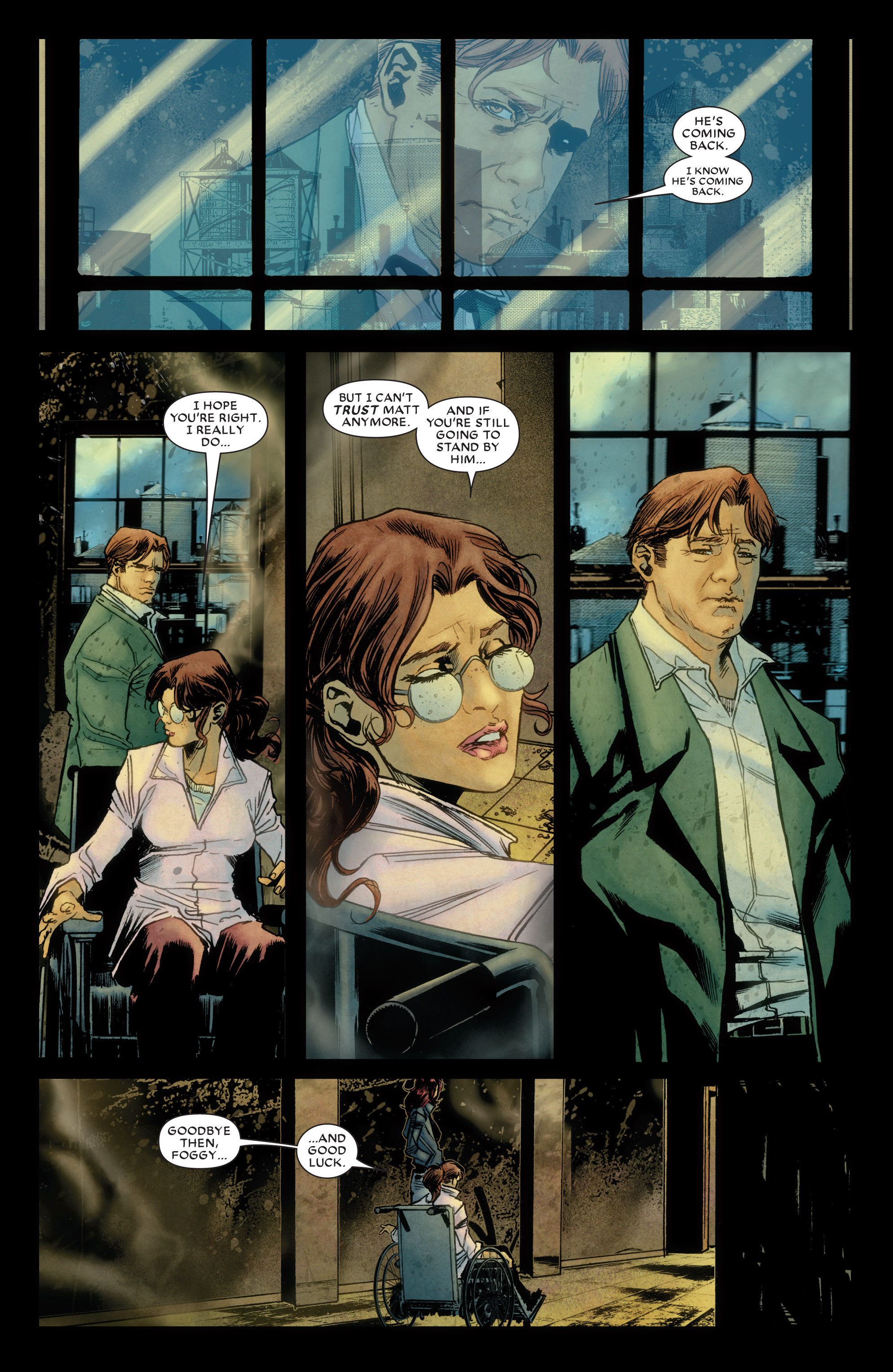 Read online Daredevil (1998) comic -  Issue #512 - 11