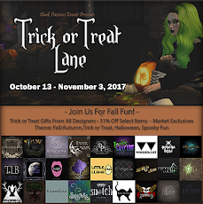 Trick or Treat Lane from Dark Passions Events 13th October to 3rd November 2017