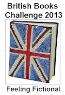 Join Jay in the 2013 British Books Challenge