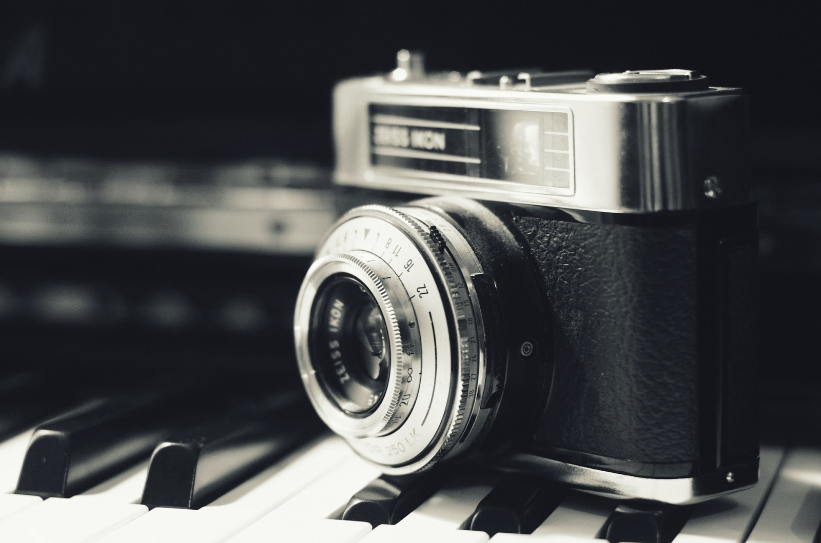 Vintage Black and white photography
