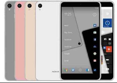 Aparecen Fotos del los nuevos Smartphones Nokia para 2016
