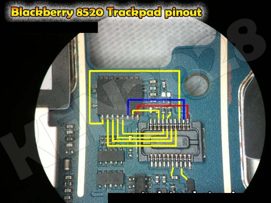 Trik Jumper Blackberry 8520 Gemini