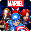 Marvel Mighty Heroes Icon Logo