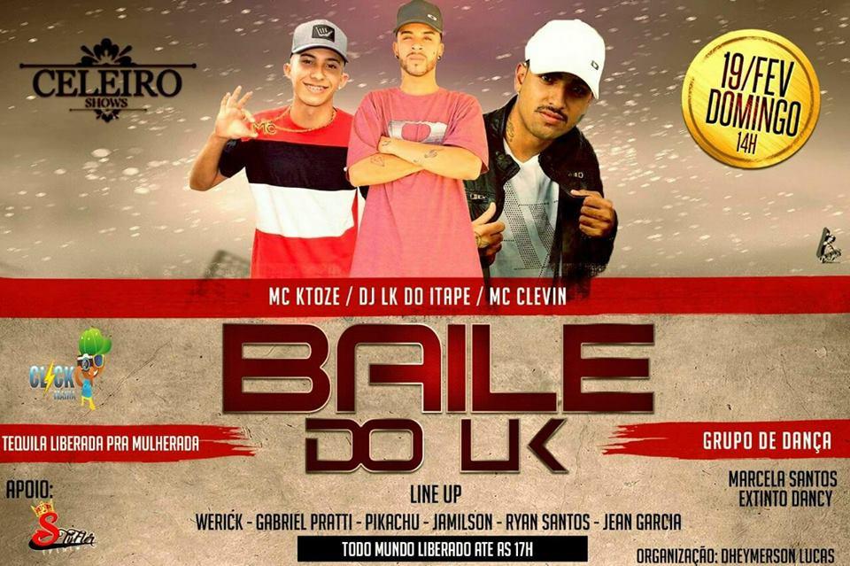 BAILE DO LK