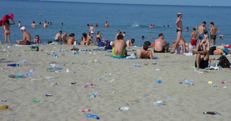 Lintujen roskaruokaa: Muovijätteen määrä Tyynenmeren jätepyörteessä satakertaistunut