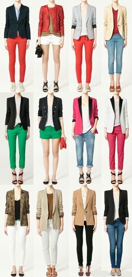 how to choose color combinations for clothes