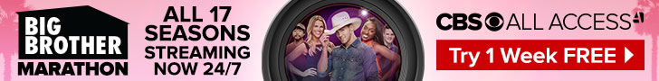 Big Brother 18 Live Feeds - CBS All Access