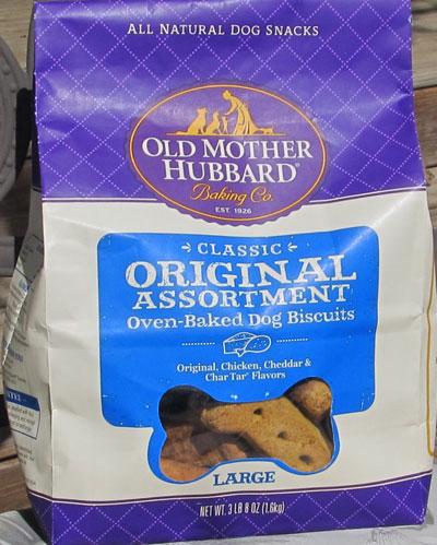 Old Mother Hubbard Mini Dog Treats