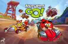 Rovio lanzó Angry Birds Go! para iOS, Android, Windows Phone y BlackBerry
