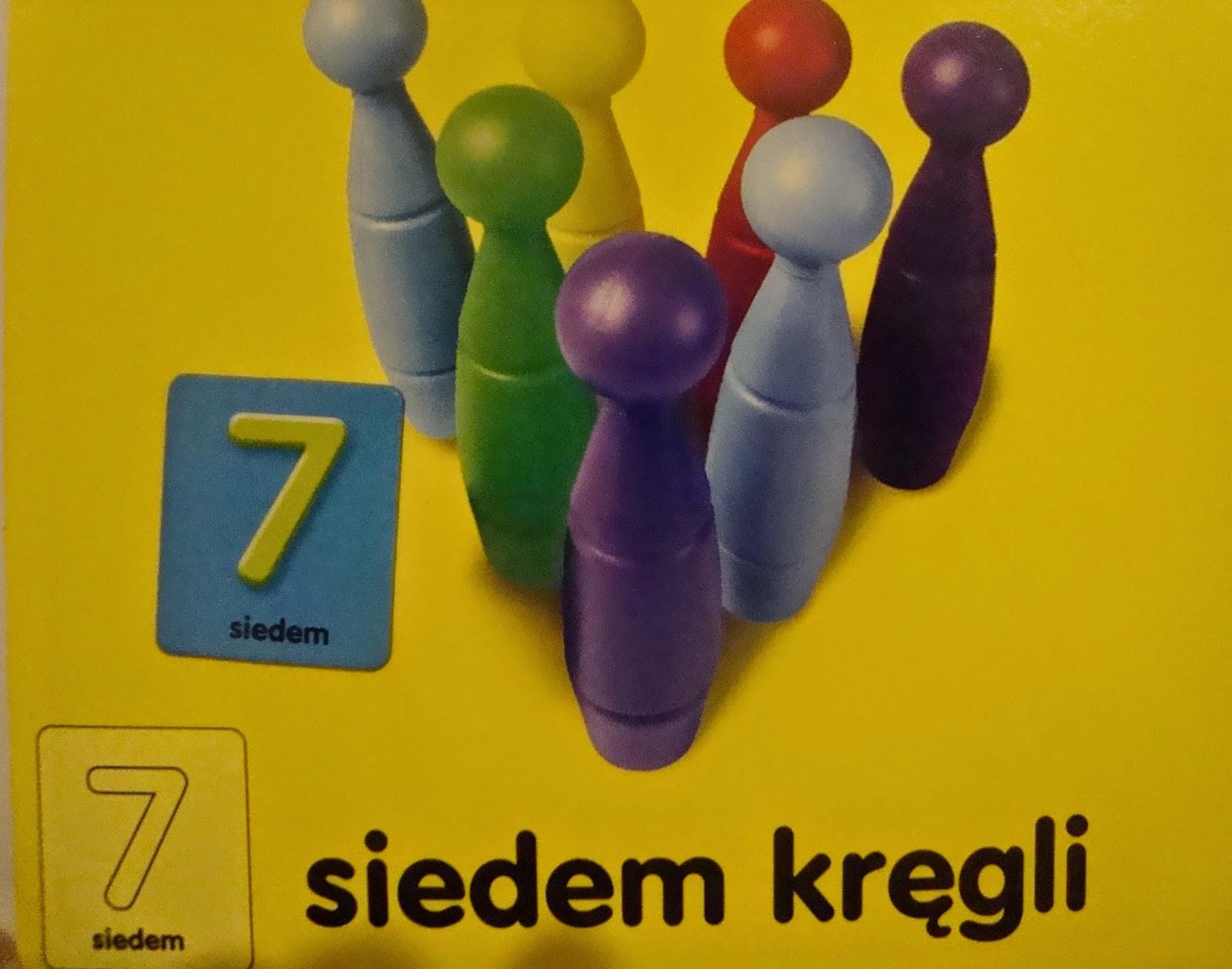 lekcje z magnesami. liczby