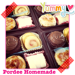 Pordee Homemade  02 258 8326  / 081 911 3253