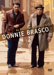 Baixar Filme Donnie Brasco (Dual Audio) Gratis policial michael madsen johnny depp drama direcao mike newell d crime anne heche al pacino 1997