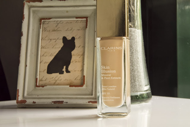 Clarins. Skin Illusion