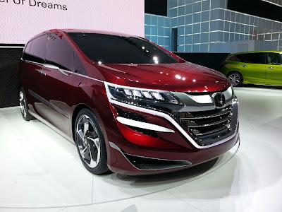 2014 Honda M Concept