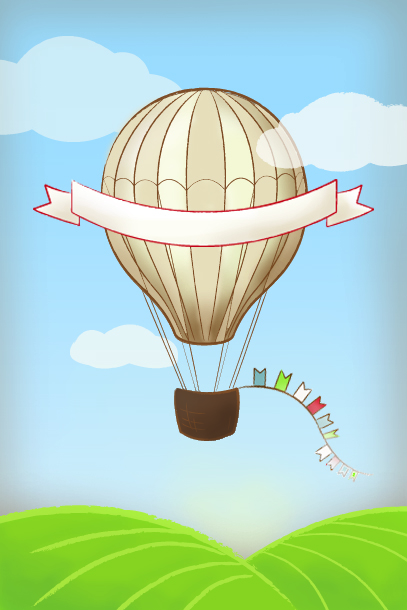 Hot Air Balloon Baby Shower Invitations for beautiful invitations design