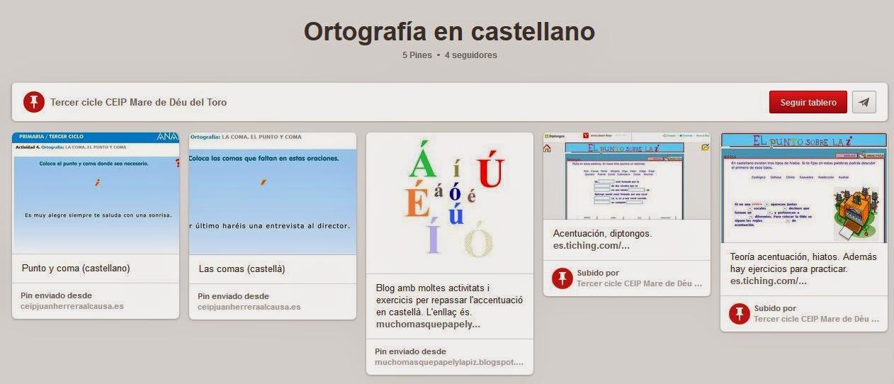 http://www.pinterest.com/montetoro2002/ortograf%C3%ADa-en-castellano/