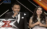 CLARISA & BEBI ROMEO - SADIS (Afgan) - Result & Reunion - X Factor Indonesia 2015
