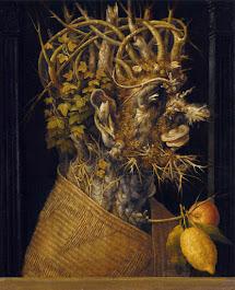 Winter, Giuseppe Archimboldo (1572)
