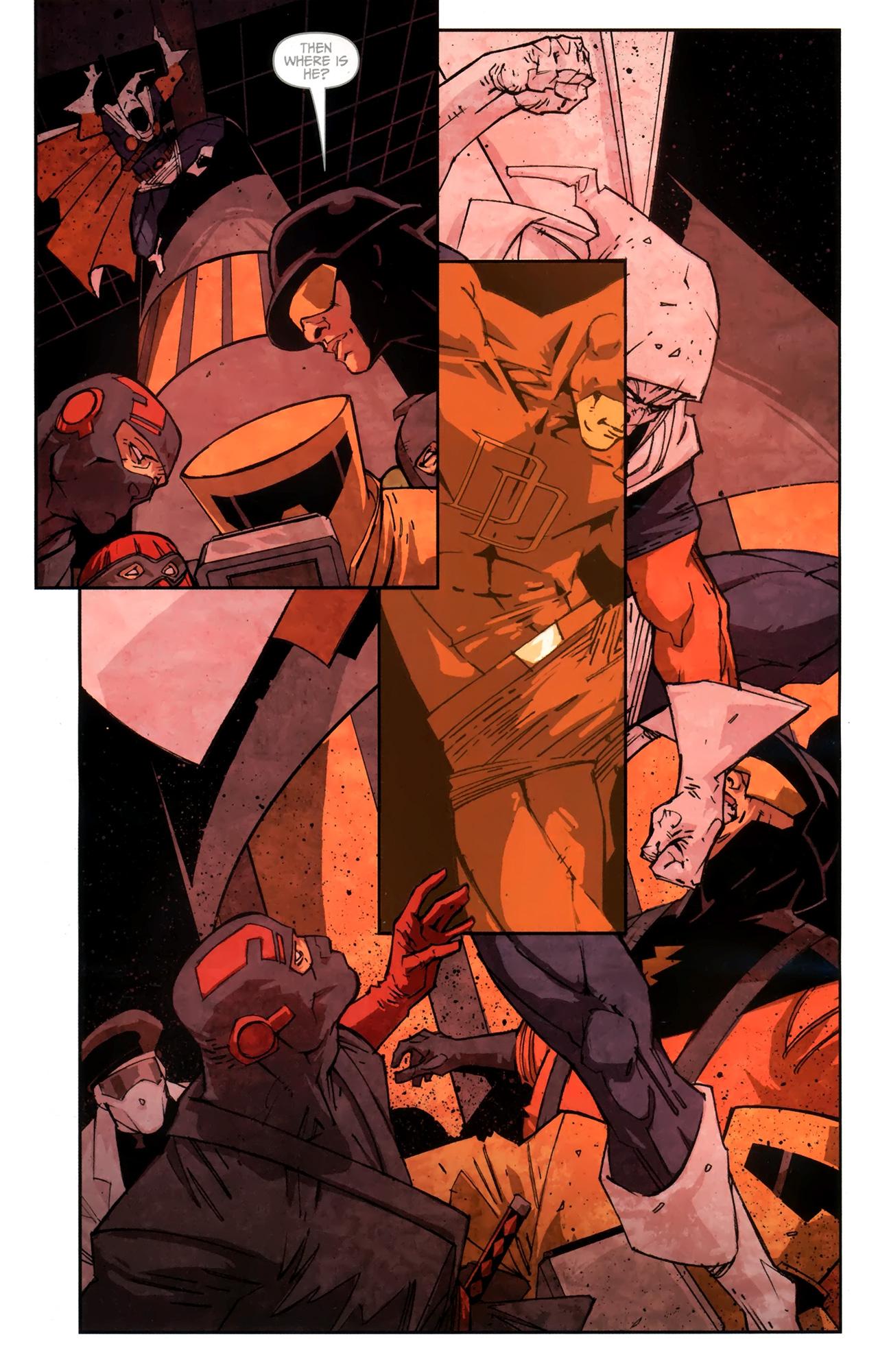 Read online Taskmaster (2010) comic -  Issue #4 - 11