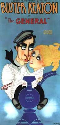 Le mécano de la General, de Buster Keaton