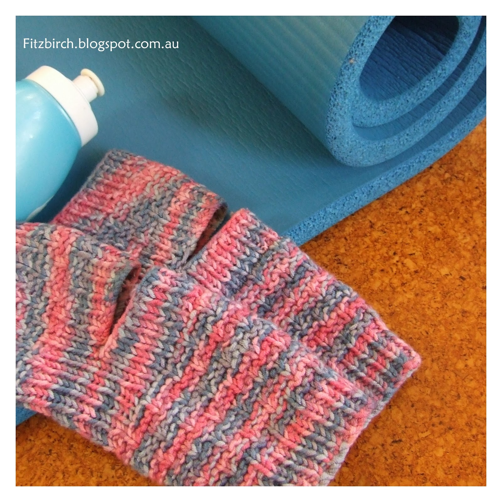 Yoga Leg Warmers Knitting Pattern : FitzBirch Crafts: Yoga Socks for a Ballerina