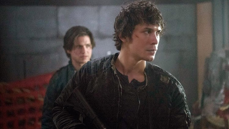 The 100 - Season 2 Premiere - Zap2It Teasers from NYCC