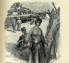 1905 MADEMOISELLE JAUFRE