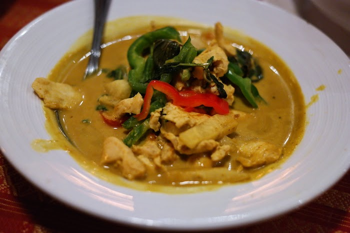 Southern Thai Curry