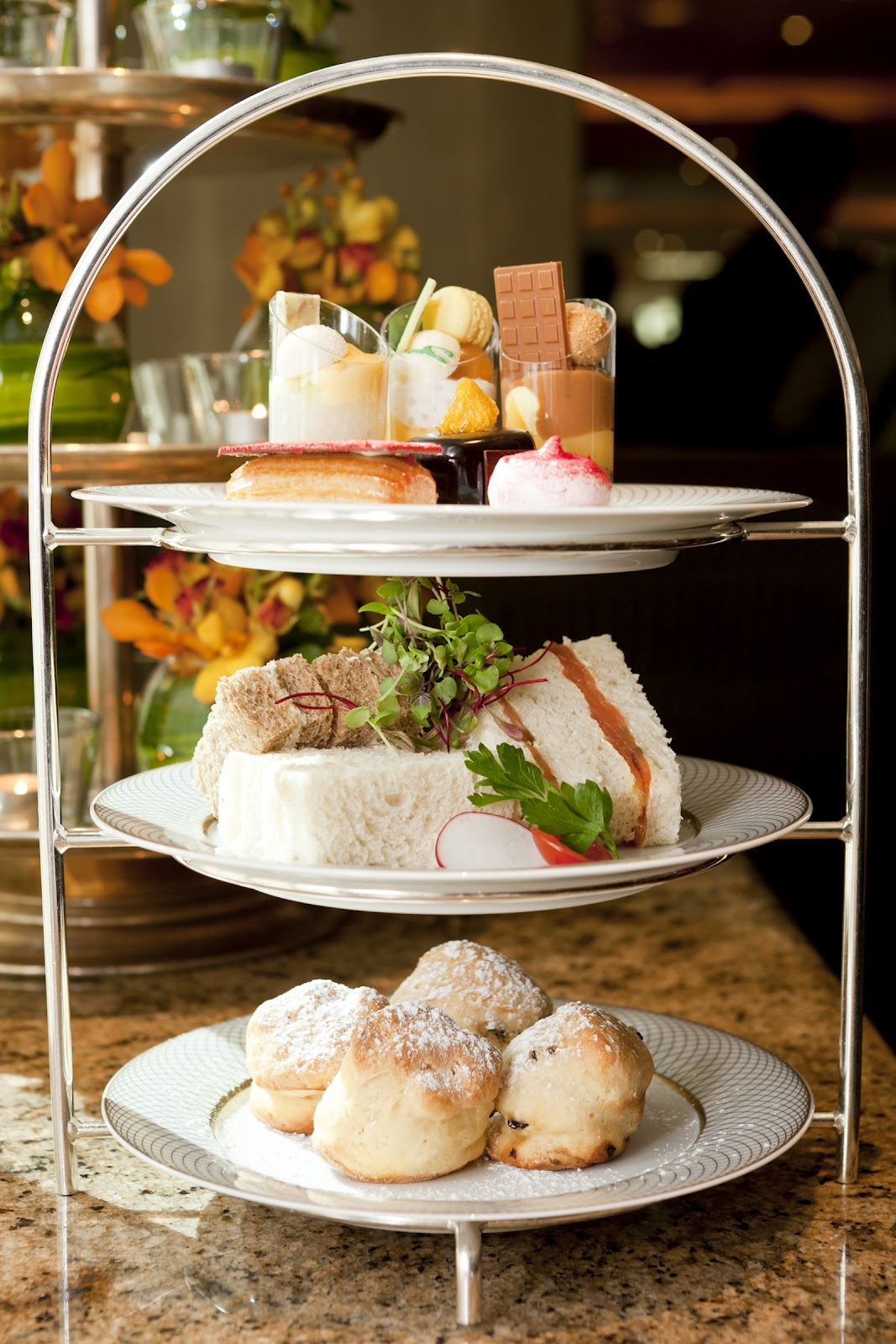Burch and Purchese Sweet Studio: Afternoon Tea At Langham ...