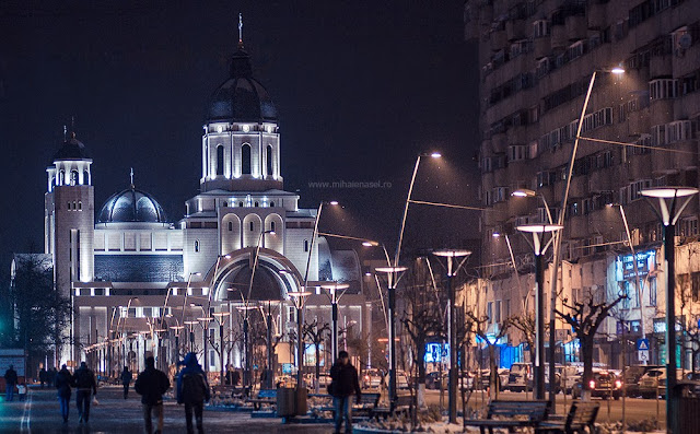 Catedrala Ortodoxa Inaltarea Domnului din Bacau
