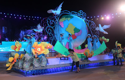 Carnaval Ha Long 2013 - Shimmering cultural colors of Quang Ninh