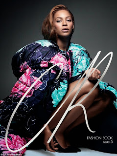 Singer Beyonce 'Queen Bey' stuns in new photo shoot for CR Fashion Book issue No 5